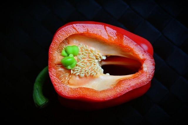 Deine eigene Paprika