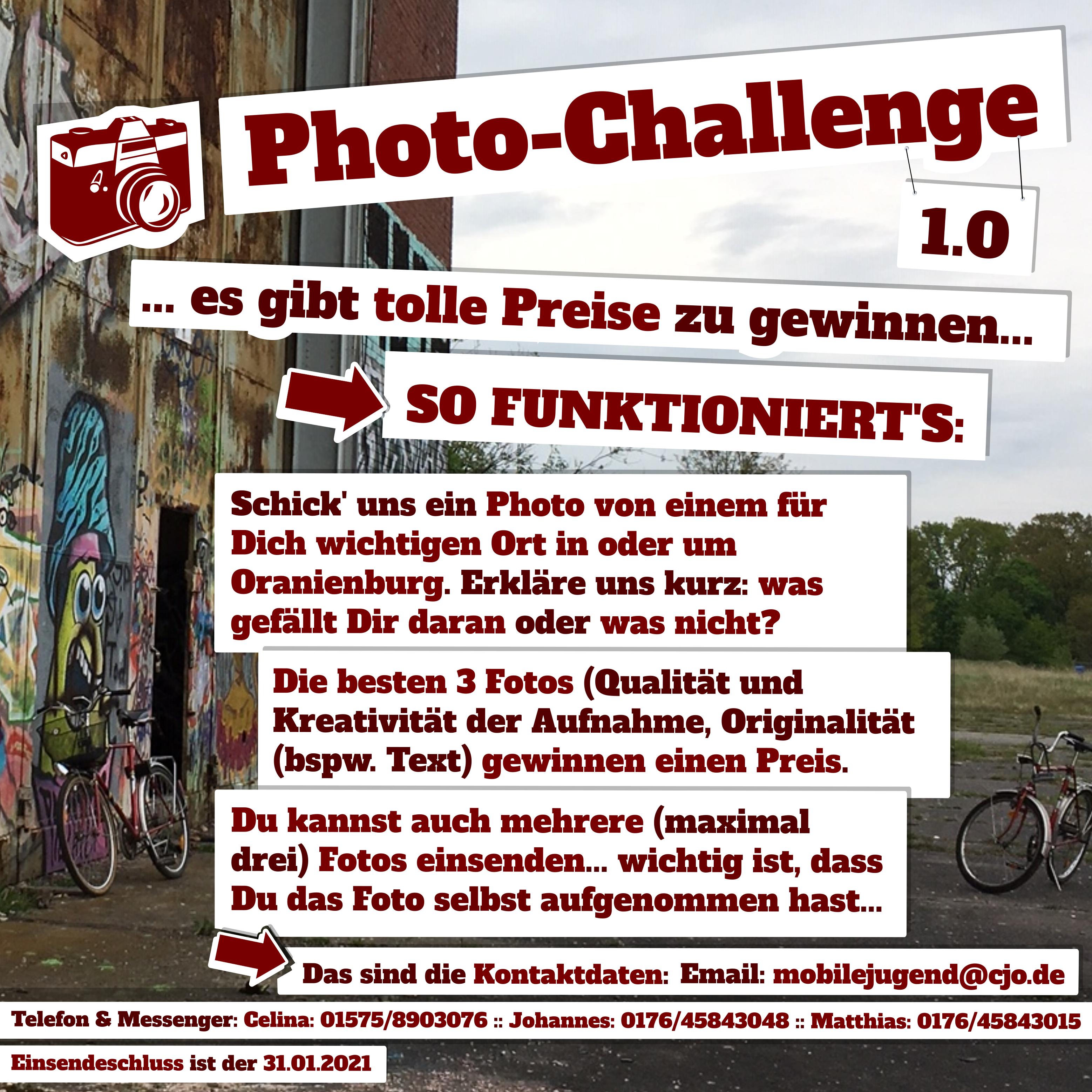 Read more about the article Ultimative Foto-Challenge der Mobilen Jugendarbeit