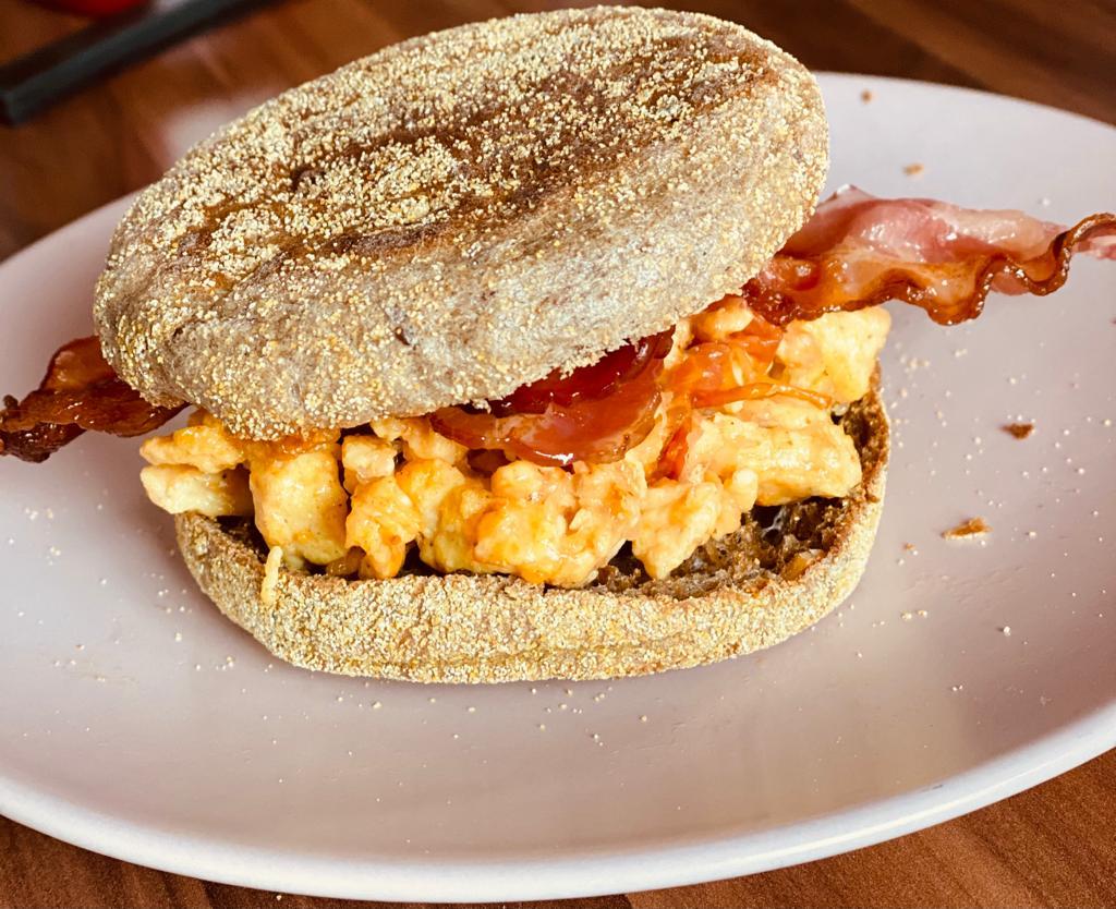 Frühstücksburger – Frühstück mal anders