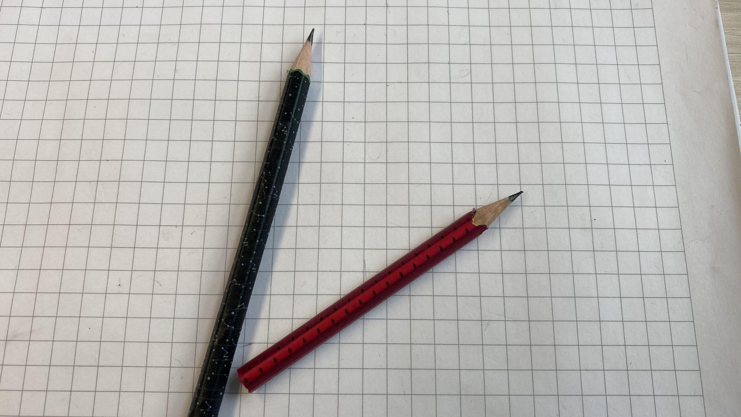 Stifte gestalten mit Washitape