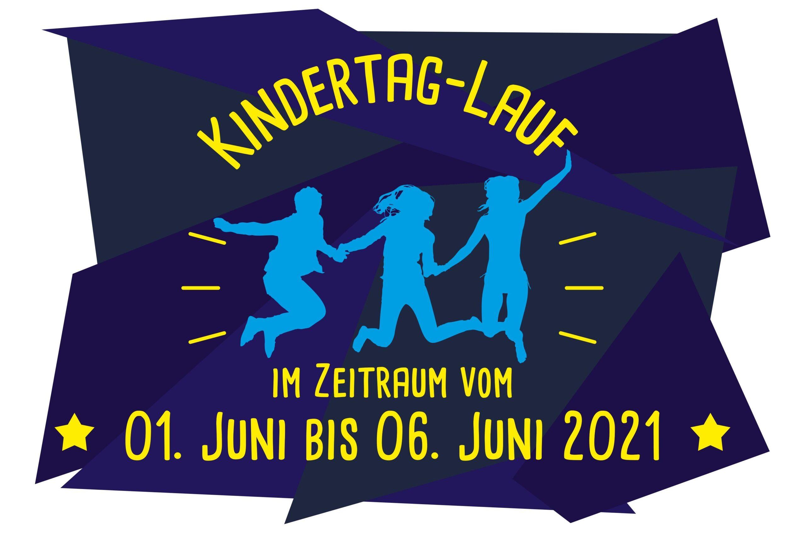 Kindertag-Lauf