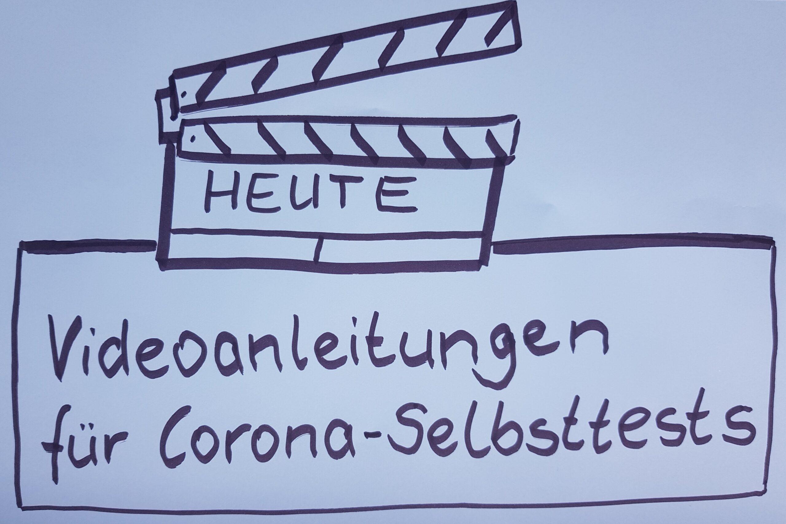 Read more about the article Video-Anleitungen für einen Corona-Schnelltest