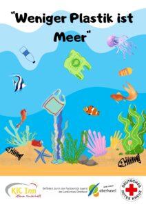 "Sommerferienprojekt ""Weniger Plastik ist Meer"""