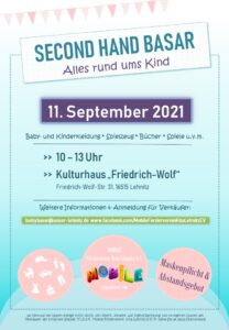 Read more about the article Second Hand Basar in Lehnitz